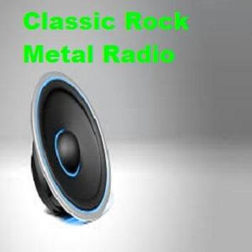 Classic Rock Metal Radio poster