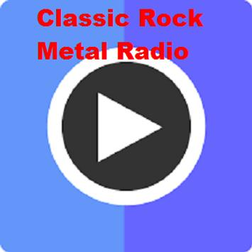 Classic Rock Metal Radio screenshot 1