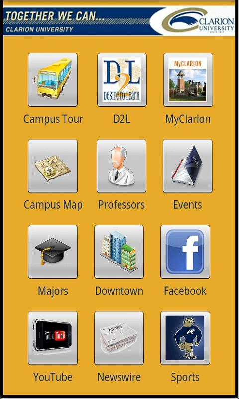 Clarion University Virt Tour For Android Apk Download