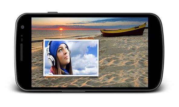 Beach Holiday Photo Frames screenshot 4