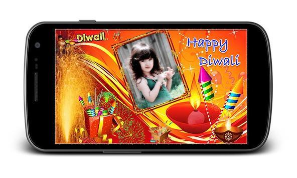 Diwali Photo Frames HD screenshot 3