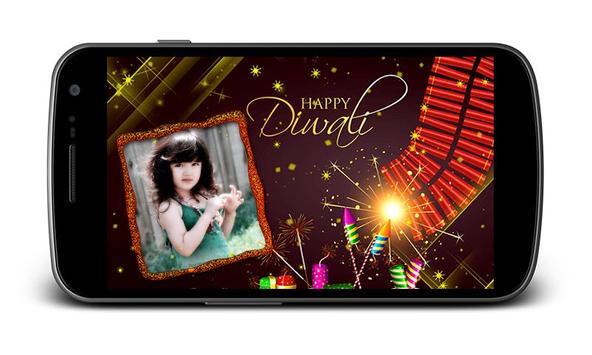 Diwali Photo Frames HD poster