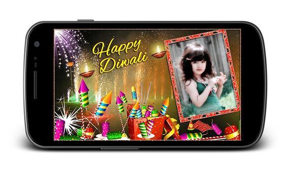 Diwali Photo Frames HD screenshot 1