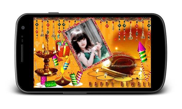 Diwali Photo Frames HD screenshot 2