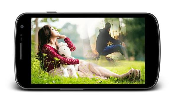 miss you photo frame poster miss you photo frame apk screenshot - Miss You Picture Frames