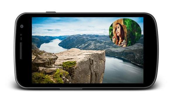 Natures Photo Frame apk screenshot