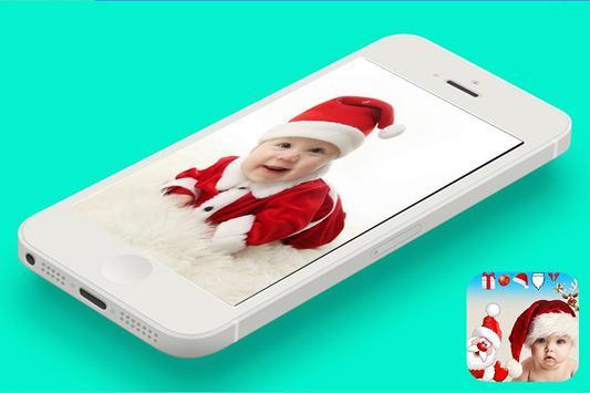 Christmas Santa Funny Photo Editor apk screenshot