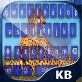 keyboard theme Animals icon
