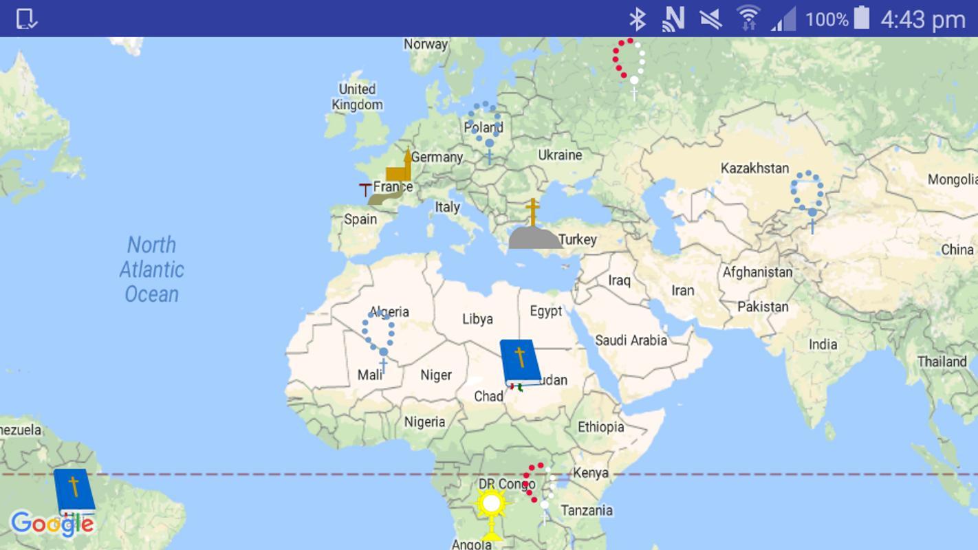 Prayer map apk download free maps navigation app for android prayer map apk screenshot gumiabroncs Image collections
