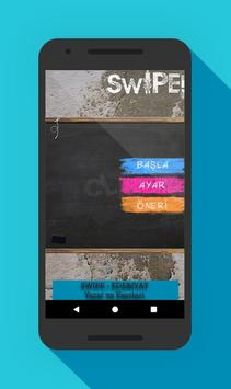 Swipe - Edebiyat Yazar ve Eserleri poster