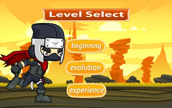 Super Ninja Adventures World apk screenshot
