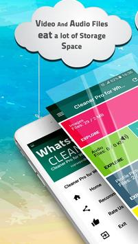 Cleaner for Whatsapp, Booster, Phone Cleaner Pro screenshot 2