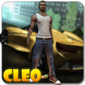 New GTA SA CLEO icon