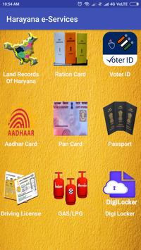 Haryana Land Records & Id Cards poster