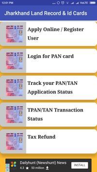 Jharkhand Land Records & Id Cards screenshot 3