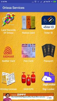 Orissa Land Records & Id Cards poster
