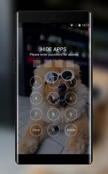 cute puppy cool pets theme screenshot 2