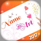 Name Art - Focus N Filter icon