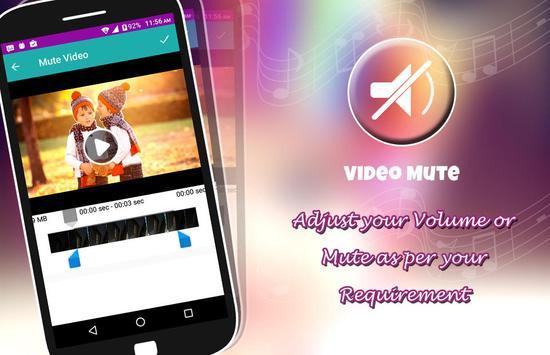 Video Mute apk screenshot