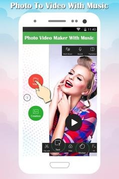 Photo to Video With Music screenshot 4