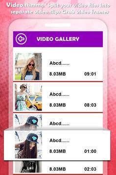 Video Cutter Video Editor poster