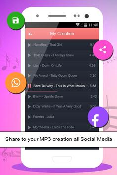 MP3 Converter-Video to MP3 apk screenshot