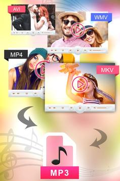 MP3 Converter-Video to MP3 poster