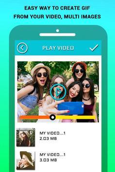 Video To GIF apk screenshot