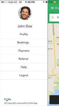 Holla NZ!   Find, Book, Relax! apk screenshot