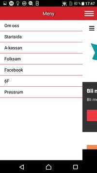 Svenska Målareförbundet apk screenshot