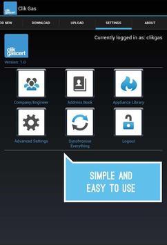 Clik Gas apk screenshot