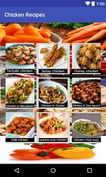 Delicious Chicken Recipe poster