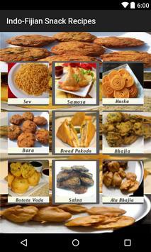 Indo-Fijian Snack Recipes poster
