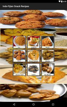 Indo-Fijian Snack Recipes apk screenshot
