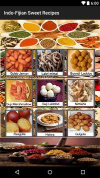 Indo-Fijian Sweet Recipes poster