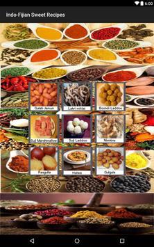 Indo-Fijian Sweet Recipes apk screenshot