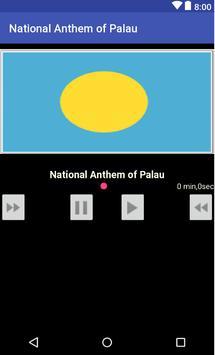 National Anthem of Palau poster