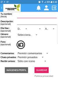 Climatizador Portátil screenshot 4
