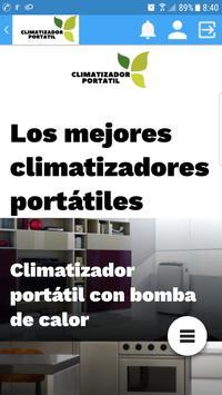 Climatizador Portátil screenshot 15