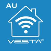 Vesta Home AU icon