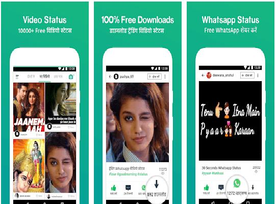 Indiachat Share Chat Status Trolls Videos For Android