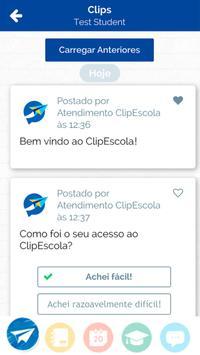 ClipEscola apk screenshot