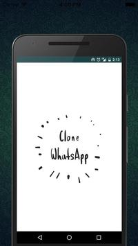 Clone WhatsWeb screenshot 4