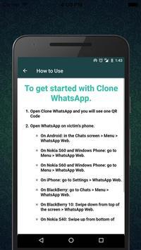 Clone WhatsWeb screenshot 7