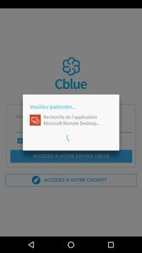 Cblue screenshot 1