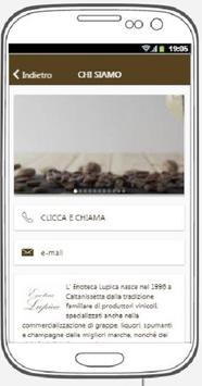 ENOTECA LUPICA screenshot 1