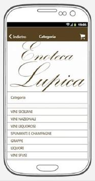 ENOTECA LUPICA screenshot 2