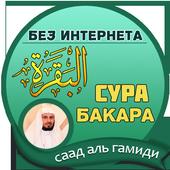 сура бакара : саад аль гамиди icon