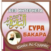 сура бакара : АбдурРахман Ас Судайс icon