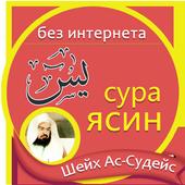 Сура Ясин - АбдурРахман Ас Судайс icon